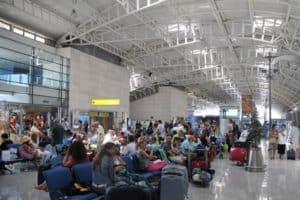 """L'aeroporto di Cagliari-Elmas """"Mario Mameli"""""""