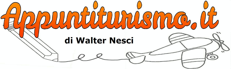Appunti Turismo di Walter Nesci