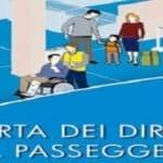 Cos'è la Carta dei diritti del passeggero?