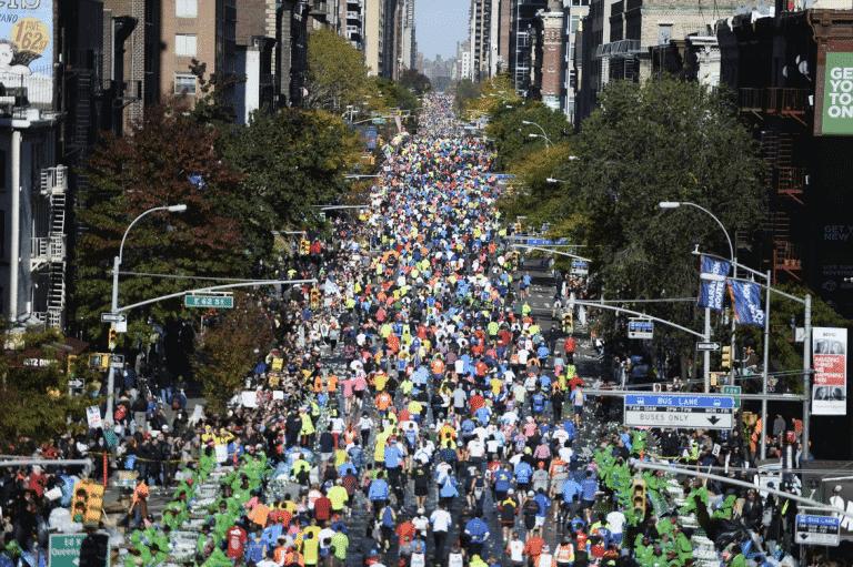 Maratona New York 2019