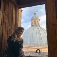 Manuela Cocchi _Torre dlla Basilica della ghiara